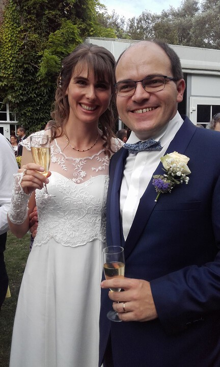 Photo mariage Erin