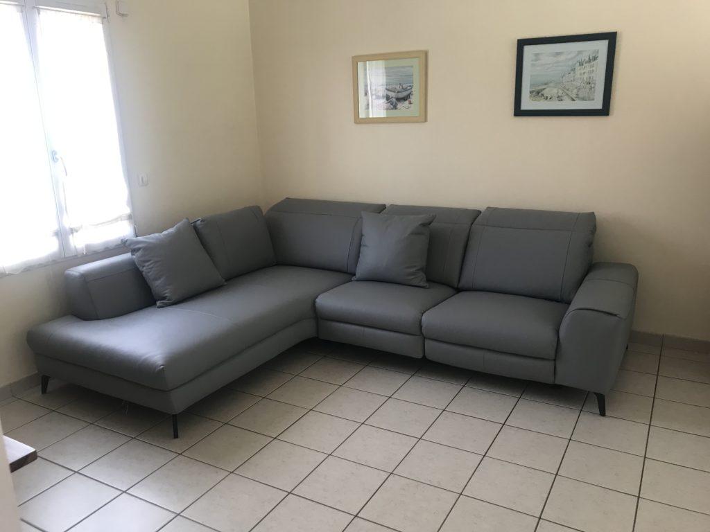 Notre canapé